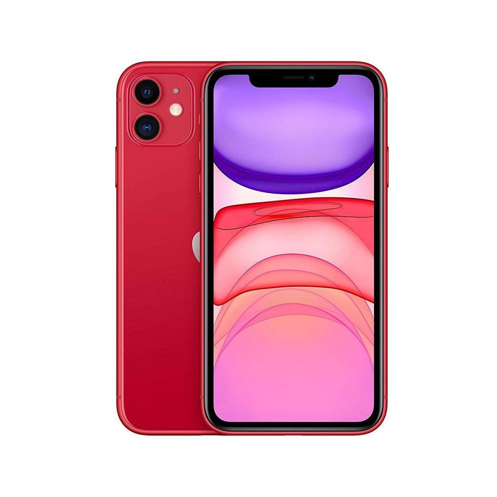 Apple Iphone 11 - 64gb rojo